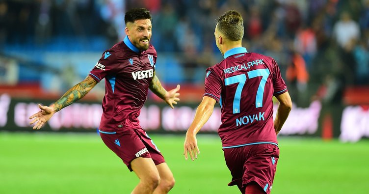 Trabzonspor'un Jose Sosa ve Filip Novak'aönerdiği rakamlar belli oldu