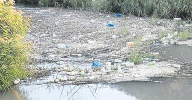 Burdur'da çevre felaketi iddiası