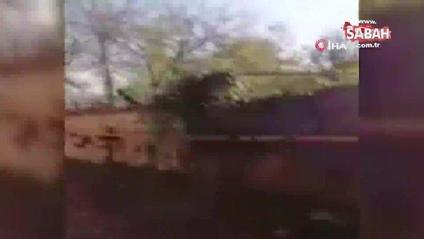 Azerbaycanlı asker 28 yıl sonra Şuşa'daki evini buldu | Video