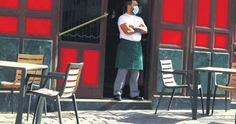 Madrid kapıları kapattı