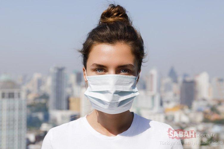 'Telli maske, göz kuruluğunu engeller'