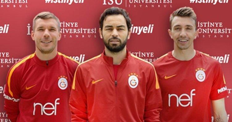 Süper Lig'in yıldızları LYS'de öğrencilere başarılar diledi