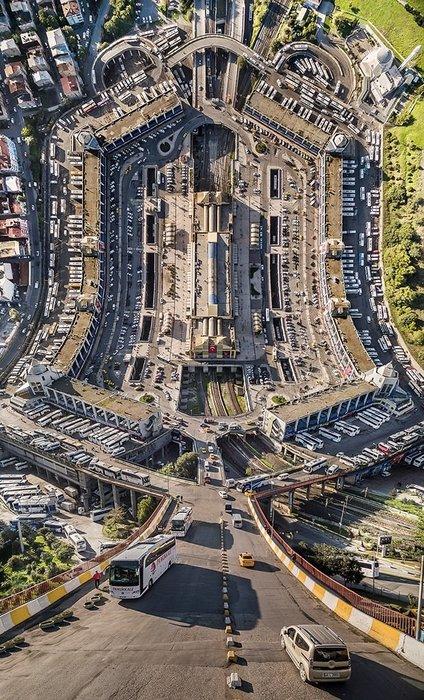 İstanbul'a bir de bu gözle bakın