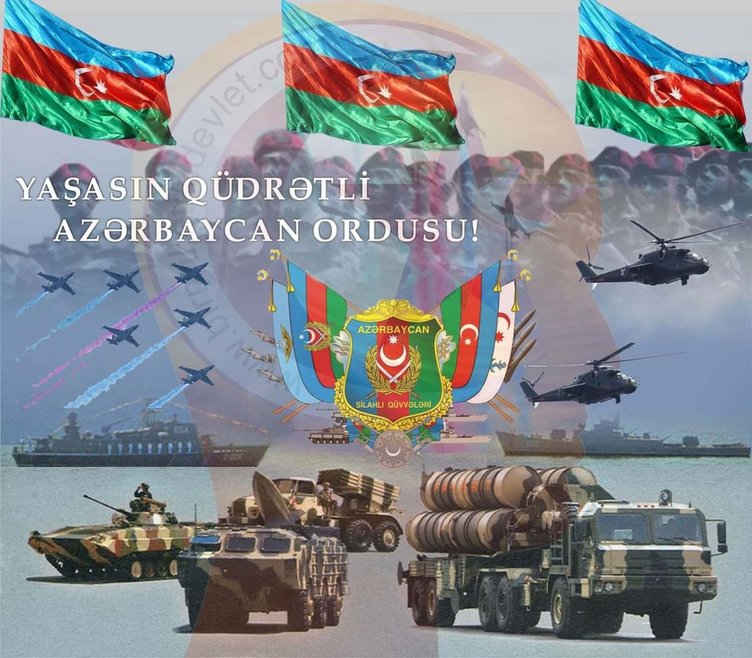 Azərbaycan ordusu ile ilgili görsel sonucu
