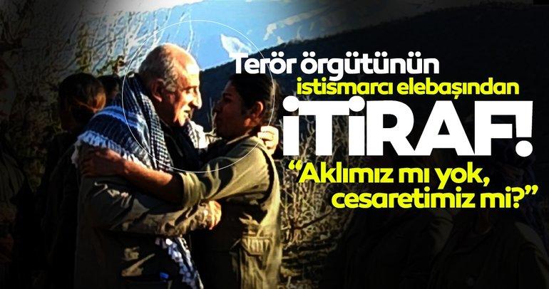 Son dakika haberi... PKK'da infazcı ve tecavüzcü 2 elebaşından 'YOK OLUYORUZ' itirafı