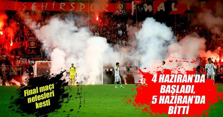 Göztepe Süper Lig'e yükselen son takım oldu