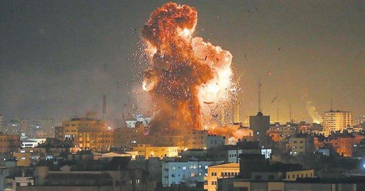 İsrail'den kanlı itiraf