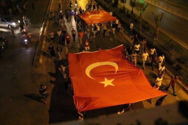 Dağlıca saldırısı vatandaşları sokağa döktü