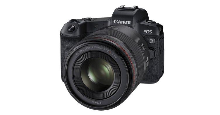 Canon'un yeni EOS R sistemi tanıtıldı
