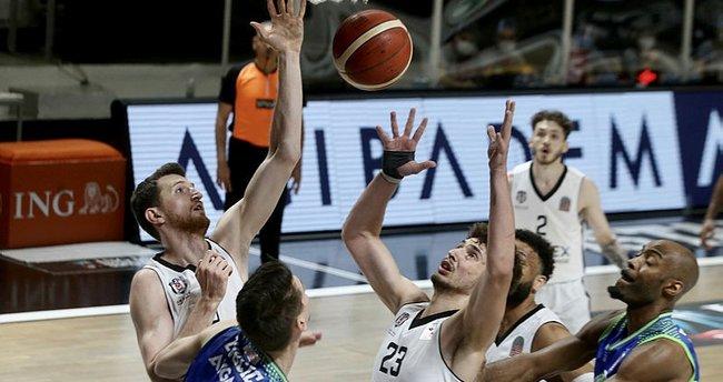 Beşiktaş Icrypex yarı finalde! Sezonun MVP'si Alperen Şengün...