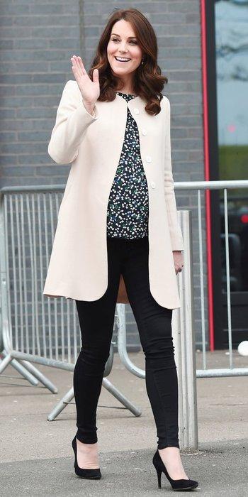 Kate Middleton'dan Prenses Diana'ya gönderme...