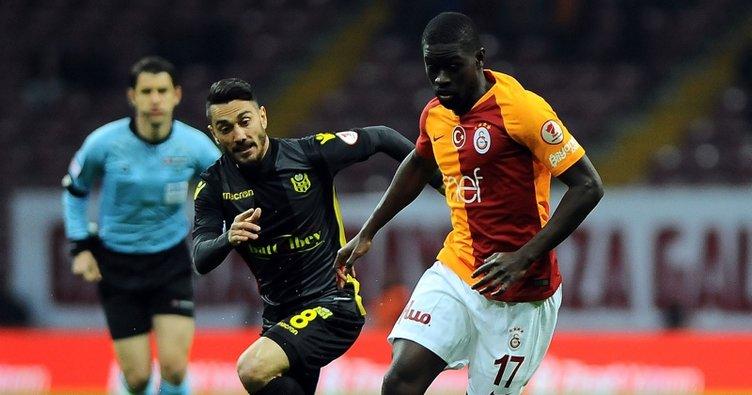 Galatasaray 0-0 Yeni Malatyaspor | Maç sonucu