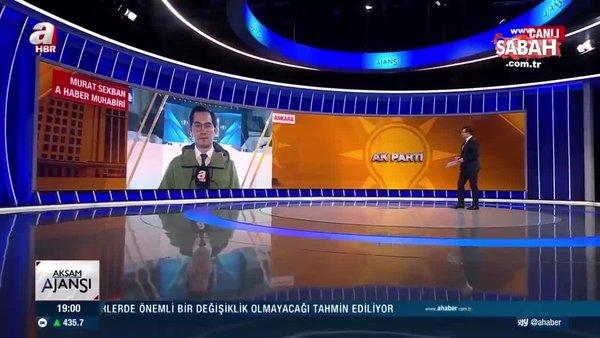 AK Parti'li Kandemir: Yarın milletimizin önüne çok güçlü bir kadro ile çıkacağız   Video