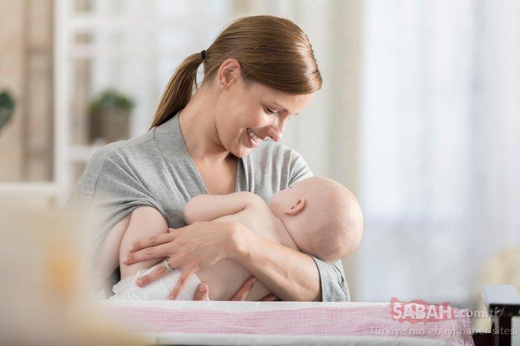 Anne sütünün 8 mucizevi faydası
