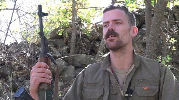 PKK'lı teröristin kimliği şok etti!