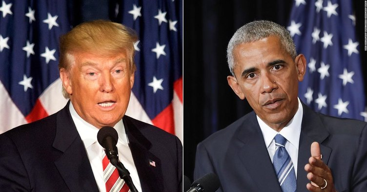 Trump'tan Obama'ya büyük darbe