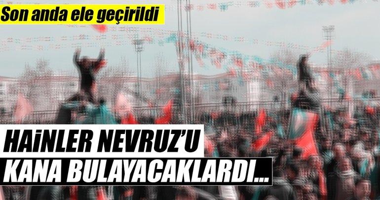 Son dakika: Nevruz'u kana bulamak isteyen PKK'lıların mühimmatı ele geçirildi