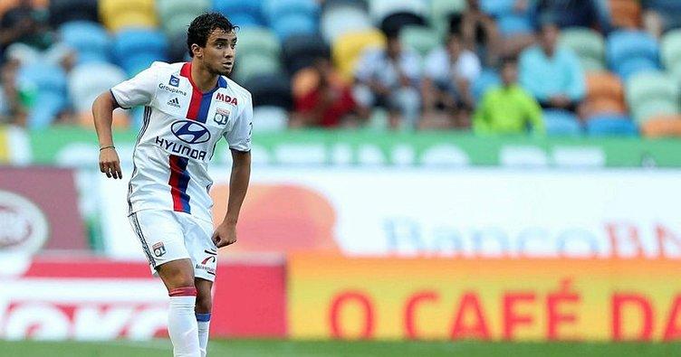 Rafael tamam sıra Lyon'da!