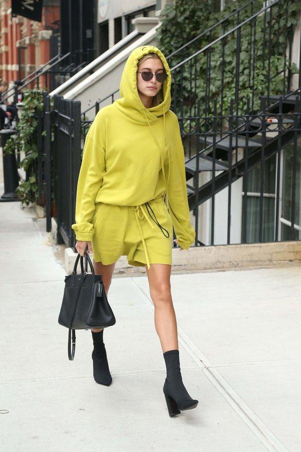 Sokak stilinin en havalı kızlarından Hailey Baldwin!
