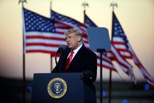 ABD seçimleri ile ilgili Trump'tan son dakika açıklama: Daha yeni başlıyor
