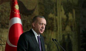 Başkan Erdoğan, Şehit Yarbay Cömert'in ailesine başsağlığı diledi