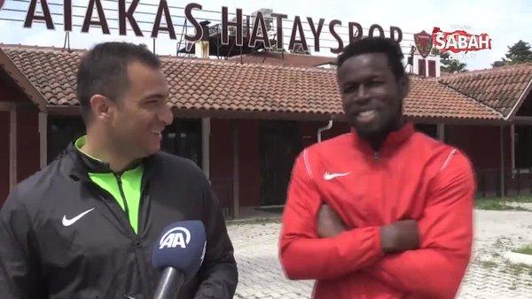 Süper Lig'in süper golcüsü Mame Diouf'tan flaş açıklamalar
