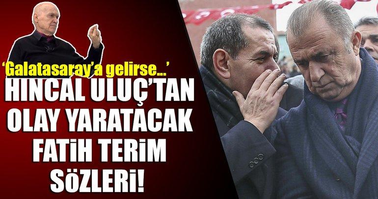 Hıncal Uluç, Galatasaray'ı değerlendirdi...