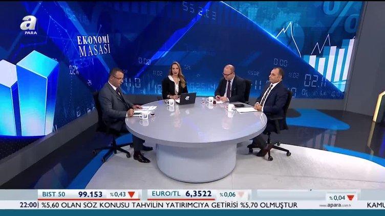 Ekonomi Masası | 08.11.2019