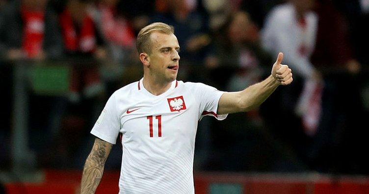Bursaspor, Grosicki'yi kiraladı