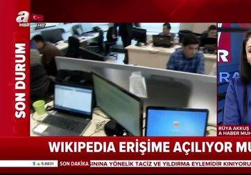 Wikipedia erişim yasağı ne zaman kalkacak? İşte Wikipedia'nın erişime açılacağı saat...
