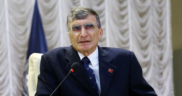 Nobel Ödüllü Prof. Dr. Sancar Azerbaycan'da öğrencilerle bir araya geldi