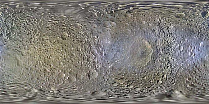 NASA ilk kez yayımladı