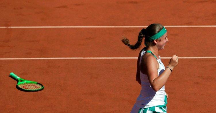 Şampiyon Jelena Ostapenko