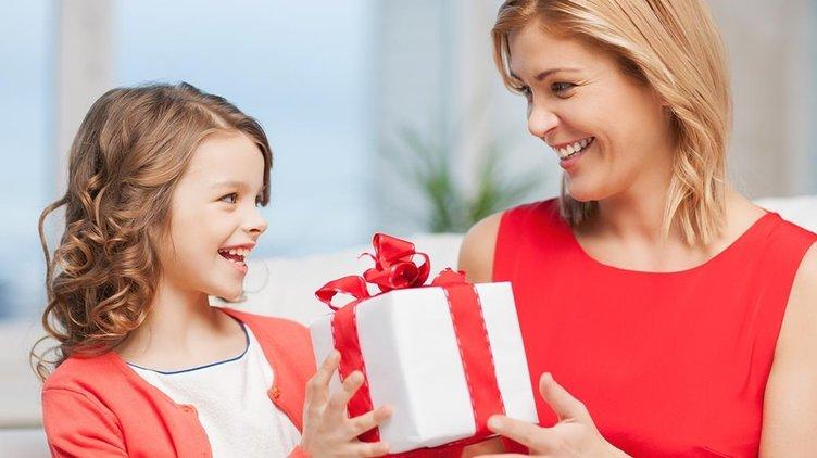 Anneler günü hediye seçenekleri