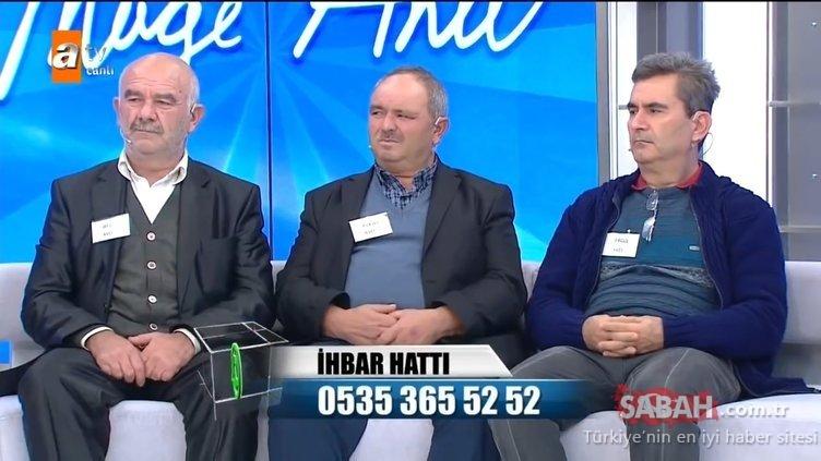 Müge Anlı programındaki esrarengiz Mehmet Avcı cinayetinden son dakika haberi geldi: Cinayet gecesi hakkında şoke eden sözler