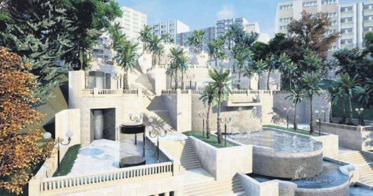 Sular Vadisi şehrin gözbebeği olacak