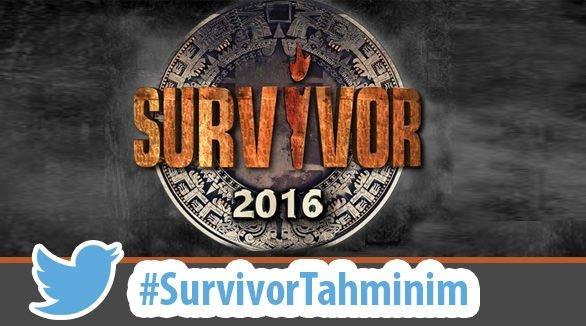 Sizce Survivor'da kim elenir? #SurvivorTahminim (Tahmininizi belirtin!) - 31 Mayıs 2016