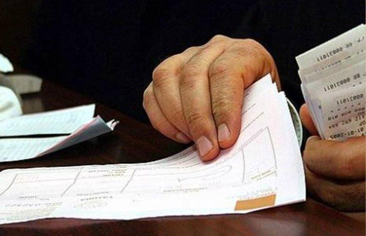 Vergi borcuna 36 ay taksit