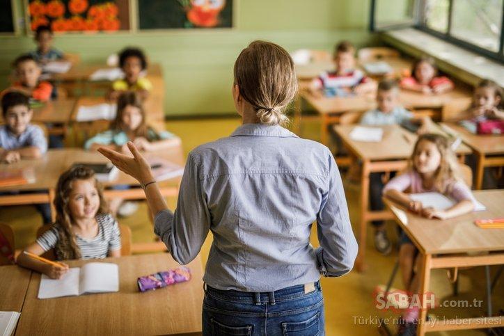 20 bin sözleşmeli öğretmen ataması ön başvuruları ne zaman başlıyor? 20 bin öğretmen ataması branş dağılımı 2020!