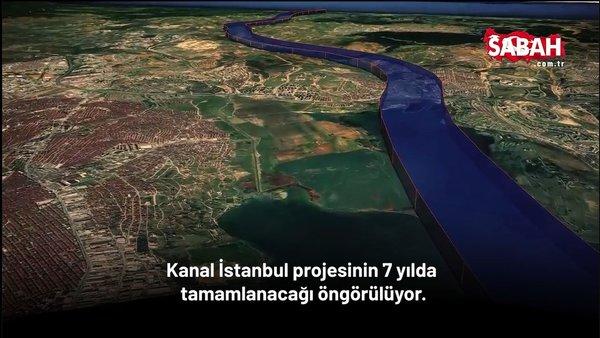 Çılgın proje: Kanal İstanbul