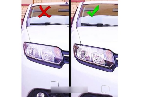 Diş macununun otomobilinize bakın ne faydası var!
