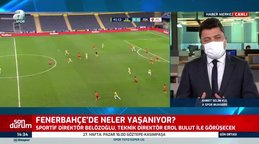 Fenerbahçe'de Emre Belözoğlu - Erol Bulut zirvesi!