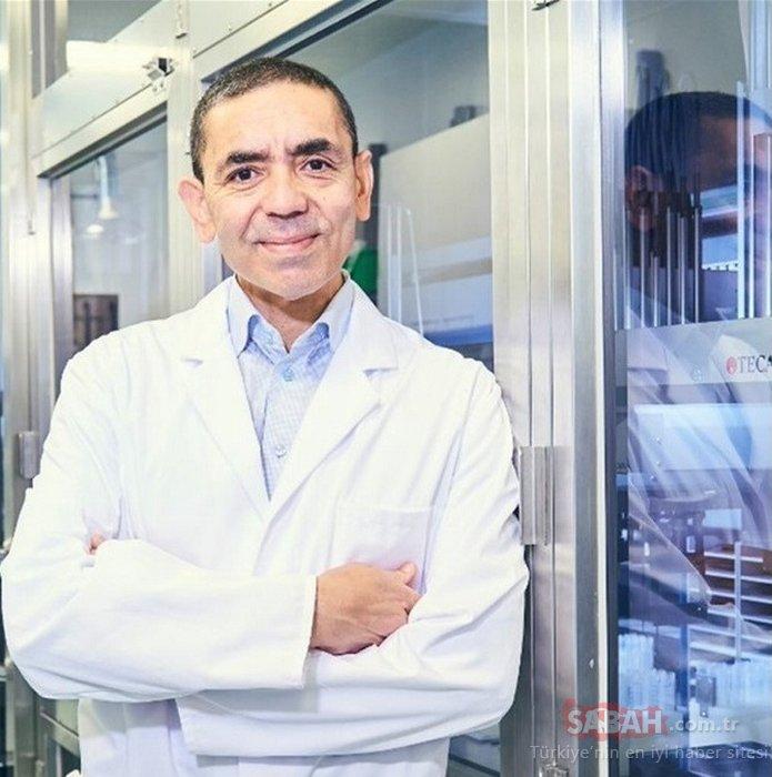 Son dakika haber: Corona virüs aşısı Türkiye'ye ne zaman gelecek? BioNTech kurucusu Uğur Şahin tarih verdi...