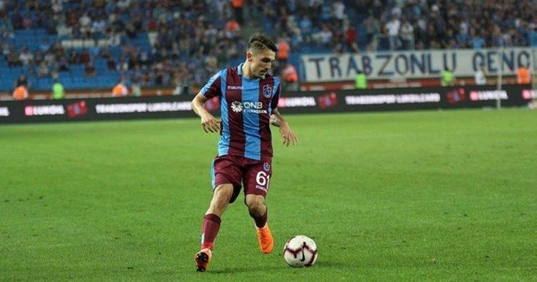 Trabzonspor'da Burak Yılmaz ve Abdülkadir Ömür, Galatasaray maçında yok!