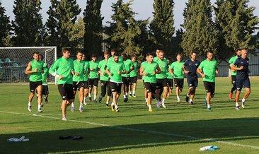 Akhisarspor, Krasnodar maçına hazır