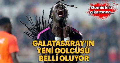 Galatasaray'ın yeni golcüsü belli oluyor