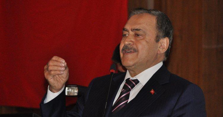 Bakan Eroğlu hastanede tedavi görüyor