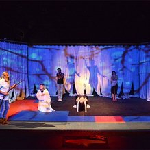 TIR tiyatrosu 40 yıl sonra Anadolu yollarında