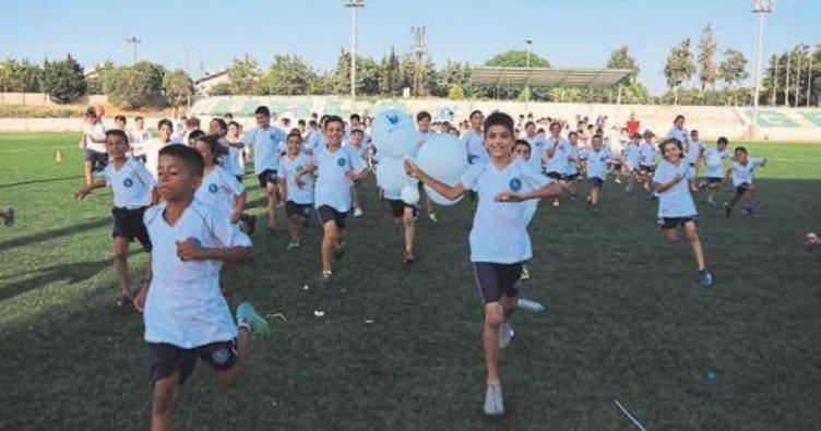 Urla'da çocuklar için yaz okulları başlıyor