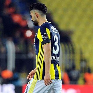 Hasan Ali Kaldırım kırmızı kart gördüğü derbi sonrası ilk kez konuştu